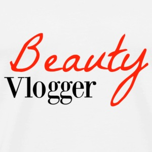 Beauty Vlogger Mugs & Drinkware - Men's Premium T-Shirt