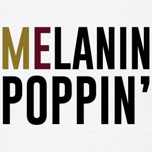 Melanin Poppin Long Sleeve Shirts - Men's T-Shirt