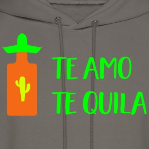 tequila T-Shirts - Men's Hoodie