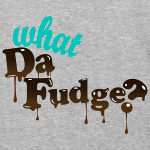 What the fudge? Funny Food Humor - Baseball T-Shirt