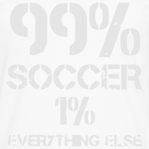 Soccer Women's T-Shirts - Men's Premium Long Sleeve T-Shirt