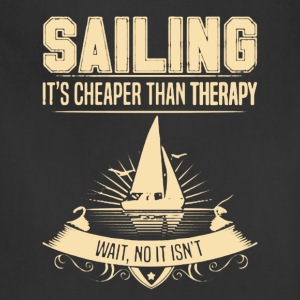 Sailing Therapy Shirt - Adjustable Apron