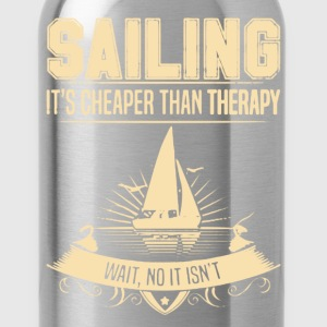 Sailing Therapy Shirt - Water Bottle