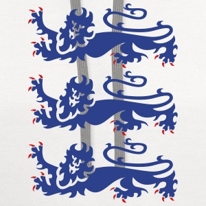 england T-Shirts - Contrast Hoodie