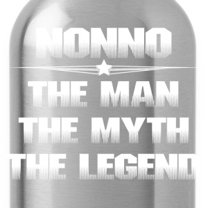 NONNO THE MAN THE MYTH THE LEGEND T-Shirts - Water Bottle