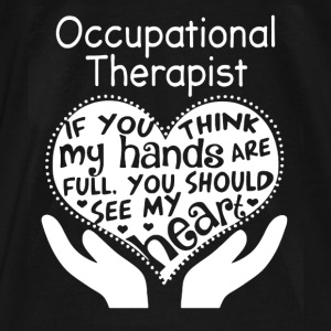 Occupational Therapist - Men's Premium T-Shirt