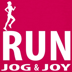 Run, jog and joy Kids' Shirts - Toddler Premium T-Shirt