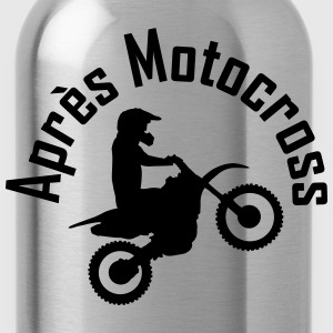 apres motocross T-Shirts - Water Bottle