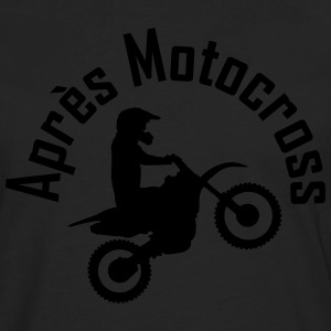 apres motocross T-Shirts - Men's Premium Long Sleeve T-Shirt