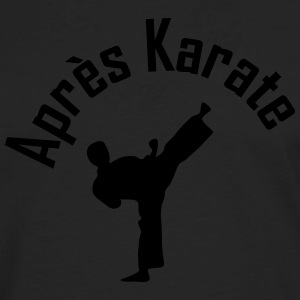 apres karate T-Shirts - Men's Premium Long Sleeve T-Shirt