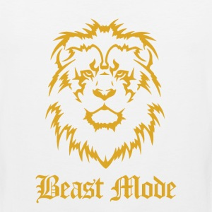 Beast mode Women's T-Shirts - Men's Premium Tank