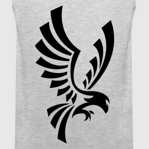 Eagle symbol T-Shirts - Men's Premium Tank