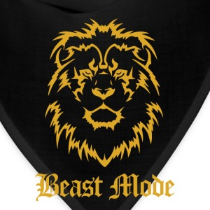 Beast mode T-Shirts - Bandana