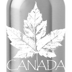 Cool Canada Souvenir Jersey Men's Retro Canada Shi - Water Bottle