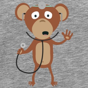 monkey doctor Tanks - Men's Premium T-Shirt