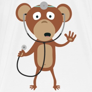 monkey doctor Hoodies - Men's Premium T-Shirt