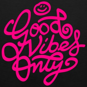 Good vibes only Bags & backpacks - Men's Premium Tank