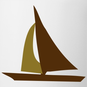 Sailing T-Shirts - Coffee/Tea Mug