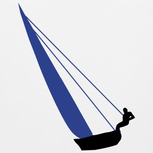 Sailing Women's T-Shirts - Men's Premium Tank