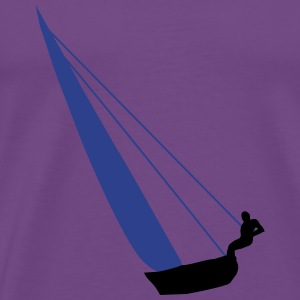 Sailing Hoodies - Men's Premium T-Shirt