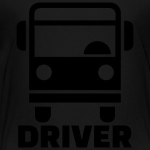 Bus driver Kids' Shirts - Toddler Premium T-Shirt