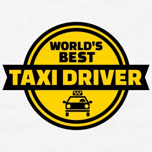 Best taxi driver Mugs & Drinkware - Men's T-Shirt