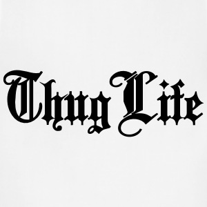 Thug Life Hoodies - Adjustable Apron