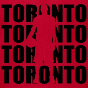 Toronto Basketball Tanks - Men's T-Shirt by American Apparel