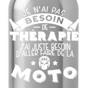 Pour les Motards shirt - Water Bottle