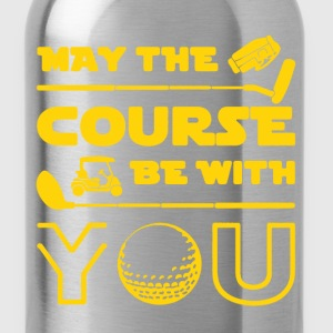 The Course  shirt - Water Bottle
