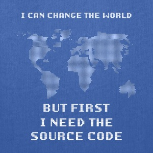 Source code - Tote Bag