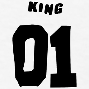 King 01 Mugs & Drinkware - Men's T-Shirt