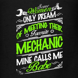 Mechanic Mine Shirt - Men's T-Shirt