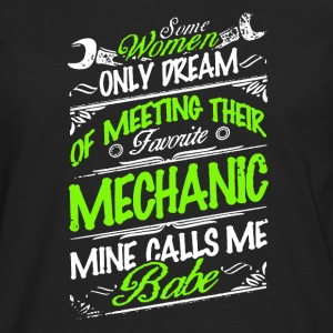 Mechanic Mine Shirt - Men's Premium Long Sleeve T-Shirt