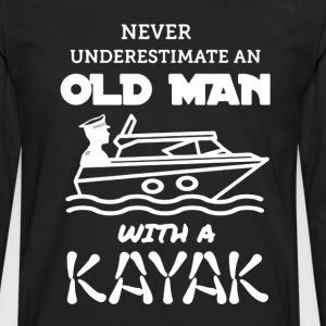 KAYAK SHIRT - Men's Premium Long Sleeve T-Shirt