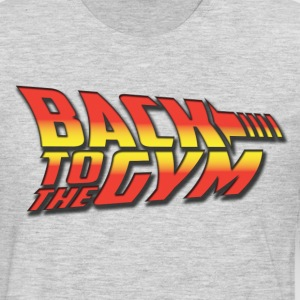 Back To The GYm - Men's Premium Long Sleeve T-Shirt
