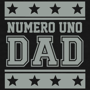 Numero Uno Dad Mugs & Drinkware - Men's Premium T-Shirt
