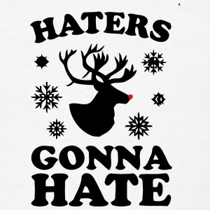 Haters Caps - Men's T-Shirt