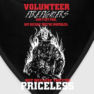 Volunteer Firefighters - Bandana