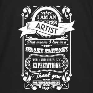 Artist Shirt - Men's Premium Long Sleeve T-Shirt