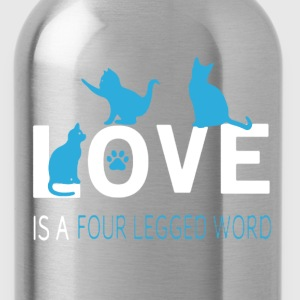 Four Legged Shirt - Water Bottle
