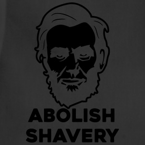 Abolish Shavery T-Shirts - Adjustable Apron