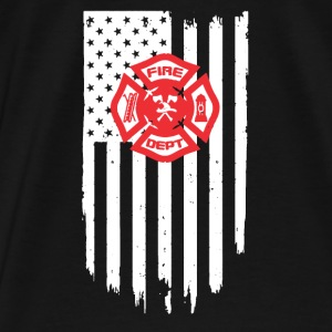 FIREFIGHTER Shirt - Men's Premium T-Shirt