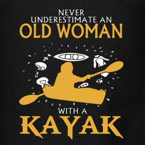 Kayak Shirt - Men's T-Shirt