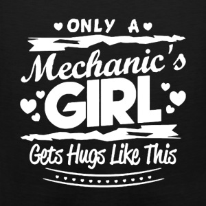 Mechanic's Girl Shirt - Men's Premium Tank