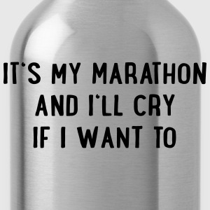 marathon Women's T-Shirts - Water Bottle