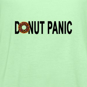 donut_panic - Women's Flowy Tank Top by Bella