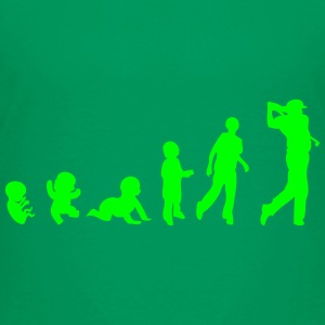 golf evolution Kids' Shirts - Toddler Premium T-Shirt