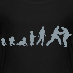 judo evolution Kids' Shirts - Toddler Premium T-Shirt