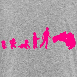 snowboard evolution Kids' Shirts - Toddler Premium T-Shirt